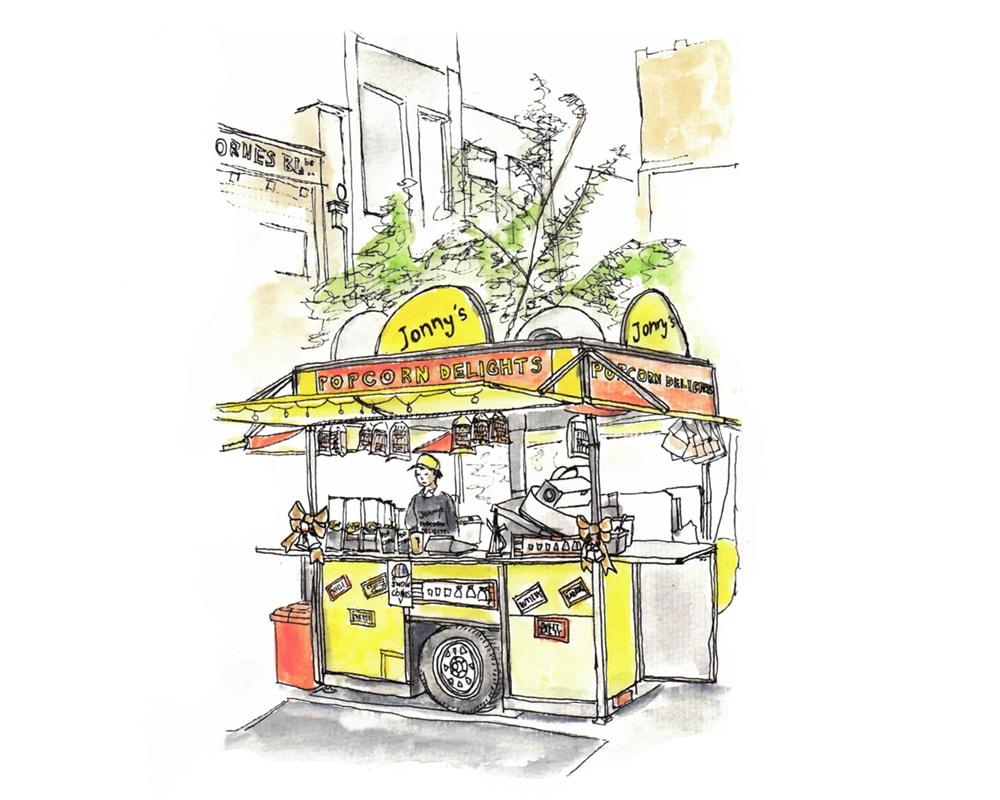 jonnys-popcorn-stall-sketch